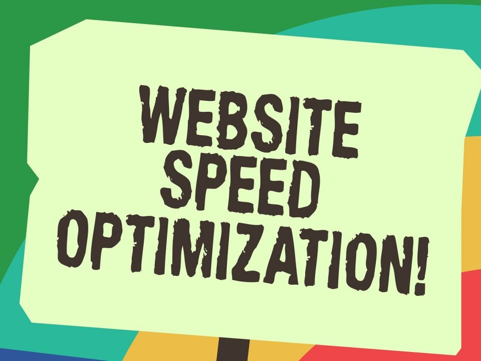 Page Loading Speed Optimisation