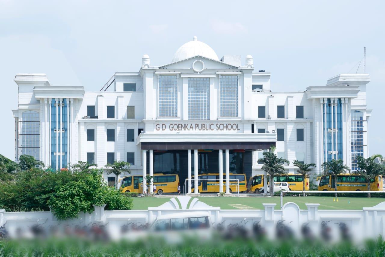 GD Goenka Public School Raj Nagar Extension